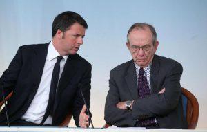Def. Renzi: 'Quest'anno abbiamo svoltato, nel 2016 acceleriamo'